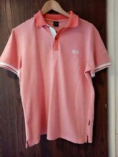 Hugo Boss Polo Shirt Size Xl More M/l In Superb Condition