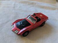 Corgi Toys Whizzwheels 387 Chevrolet Corvette Stingray Coupe.