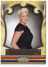 Brigitte Nielsen.RED SONJA. 2011 Panini Trading Card #70. In Protective Sleeve.
