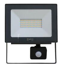 50W LED Fluter Strahler IP44 Bewegunssensor Flutlicht Warmweiß Kaltweiß 4000 lm