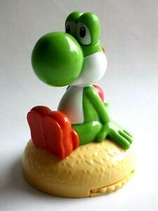 Figürchen Spielzeug Super Mario Bros 2016 Nintendo Yoshi Neu Mc Do
