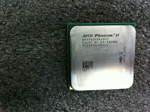 AMD Phenom II X4 945 3.0GHz Quad-Core CPU HDX945FBK4DGI Socket AM2+/AM3 - CPU877