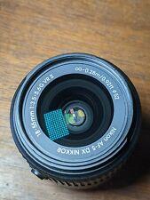 Nikon AF-S DX Nikkor 18~55mm 1.35-5.6G VR II Lens