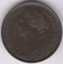 More details for 1873 victoria farthing   british coins   pennies2pounds