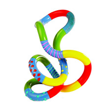 Tangle Creations Original With Texture, Large Tangle Toy, Special Needs, Stress,