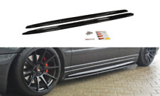 SIDE SKIRTS ADD-ON DIFFUSERS AUDI S4 B5 (1997 - 2001)