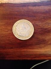 2005 £2 COIN 60th ANNIVERSARY OF VICTORY IN EUROPE at Paul's cathedral