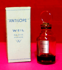 "Weil - ""Antilope""  (flacon ancien)"