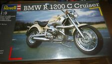 REVELL 07913 BMW 1200 C CRUISER MOTORCYCLE KIT 1/9 McM FS