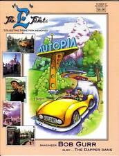 THE E TICKET #27 - magazine 1997 Walt Disney fanzine - AUTOPIA, Bob Gurr