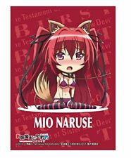 Testament of Sister New Devil Mio Naruse Card Character Sleeve HG Vol.1006 Anime