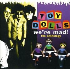 Toy Dolls - We're Mad! The Anthology (NEW 2CD)