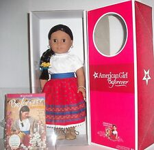 AMERICAN GIRL DOLL JOSEFINA  A BEFOREVER  DOLL AND BOOK  NEW WITH BOX