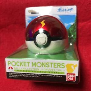 Bandai Pokemon Go Pokeball Collection Japan