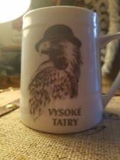 Vysoke Tatry Slovakia Coat of Arms Coffee Mug