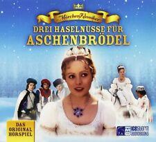 Drei Haselnüsse für Aschenbrödel - (das Original-Hörspiel) - (Audibook) - CD