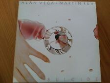 Alan Vega - Martin Rev - Suicide - original UK 1st press 1980
