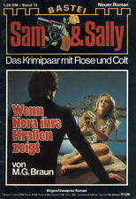 Sam & Sally Nr. 15 ***Zustand 1-2***