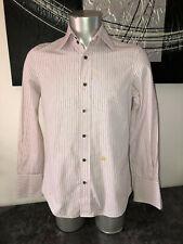 luxueuse chemise rayée DSQUARED2 taille 48 (S) EXCELLENT ÉTAT