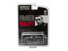 "1968 Ford Mustang Gt Green ""Bullitt"" Steve Mcqueen 1/64 By Greenlight 44721"