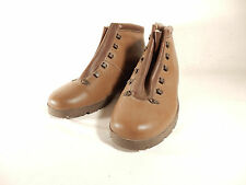 Wanderstiefel Gr 42  Stiefel Trekkingstiefel Trachtenstiefel Made in Italy braun