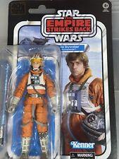 "Hasbro Star Wars The Black Series Luke Skywalker (Snowspeeder) 6"" Action Figure"