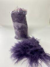 Purple Mongolian Sheepskin Fur Remnant Scraps Curly Hair Wool bears dolls wigs