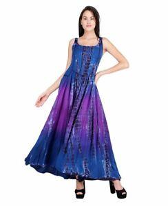 Jordash Dress Long Elasticated TD Gothic