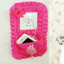 Fabric Switch Stick With Pocket Socket Sets Mobile Phone Key Switch Cover
