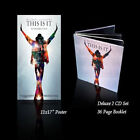 Michael Jackson's This Is It by Michael Jackson (CD, Oct-2009, 2 Discs, Sony Music Distribution (USA))
