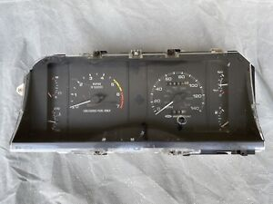 87-89 Mustang 140 MPH Instrument Cluster Gauges Speedometer 5.0 OEM 1987-1989 B