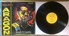 RARE Orquesta Aragon Vendo El Cajetin Glomar LP 422 VPI Cleaned