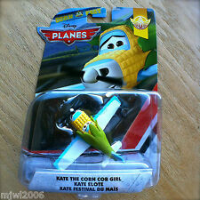 Disney Planes KATE THE CORN COB GIRL Corn Fest Theme Elote Festival Du Mais INTL