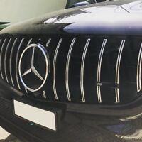 Kühlergrill Panamericana Style für Mercedes GLC SUV und Coupe ohne 360 Grad Cam
