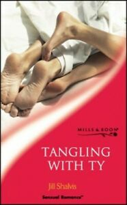 Tangling with Ty (Sensual Romance S.) by Shalvis, Jill Paperback Book The Cheap