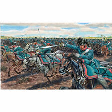 ITALERI Prussian Cavalry Napoleonic Wars 6081 1:72 Figures Kit