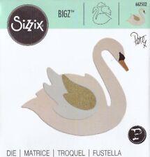 Fustella Per Big Shot Sizzix Bigz Cigno