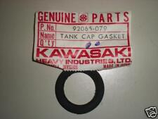 NOS Kawasaki KV75 MT1 MT1B Oil Tank Cap Gasket 92065-079