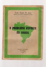 o problema espirita no brasil - 1942