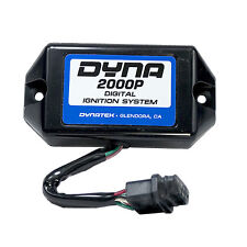 Dynatek CDI Ignition Dyna 2000P Dual Fire 7-pin Harley-Davidson DD2000-HD2EP