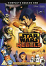 Star Wars Rebels: Complete Season 1 (UK IMPORT) DVD NEW