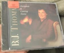 B.J. THOMAS - Christmas Is Coming Home - CD  Excellent Condition BJ
