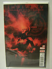 Marvel Comics Now Avengers number 19 Resealable Comic Bag and Board