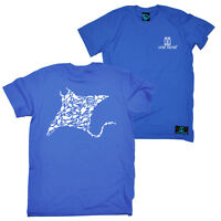 FB Scuba Diving Tee - Diver Ray - Novelty Birthday Christmas Gift Mens T-Shirt