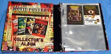 Breygent Sci-fi & Horror Movie Posters 2 - Album Binder with Pages Mint & Sealed