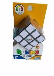 Rubik's 3x3 Puzzle Cube Game Hasbro Toy Original Brand