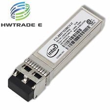 FTLX8571D3BCV-IT E10GSFPSR SFP+ Transceiver For Intel X520-DA2/SR2  E65689-001