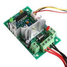 DC 10-36V 5A PWM DC Motor Speed Controller Forward/ Stop/ Reverse Control Switch