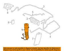 BMW OEM 11-12 750Li-Rear Air Spring 37126796929