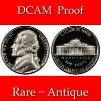 1969-S GEM Proof Jefferson Nickel ~ $2.75 MAXIMUM Shipping for ENTIRE ORDER!